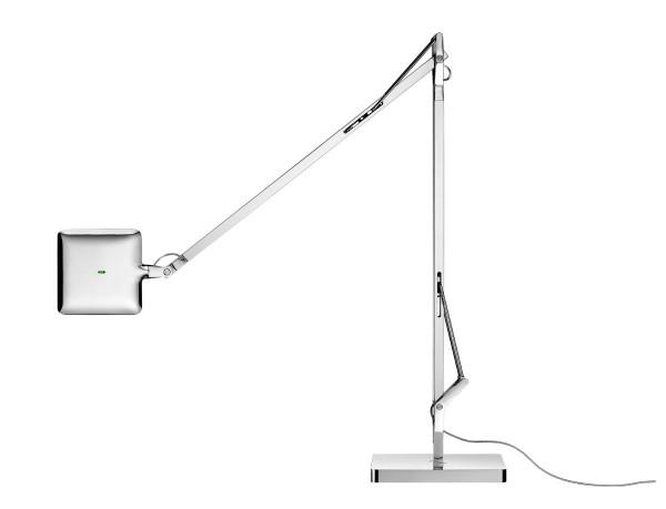 Kelvin Tischleuchte LED Green Mode chrom