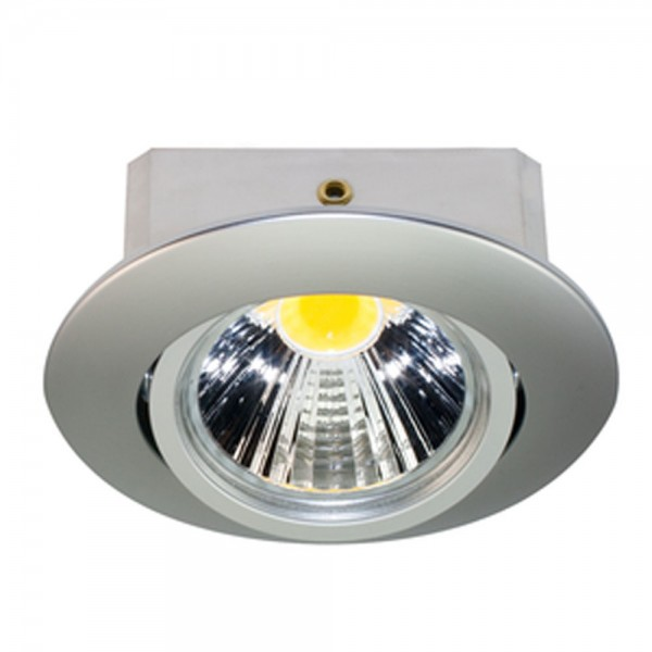 LED Downlight 5068 T Flat chrom-matt