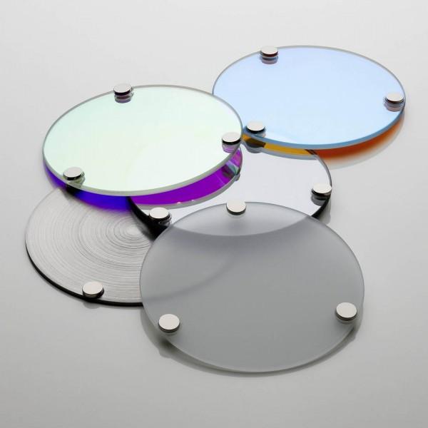 Filter dichroitisch, cool beschichtet, für Logos 12