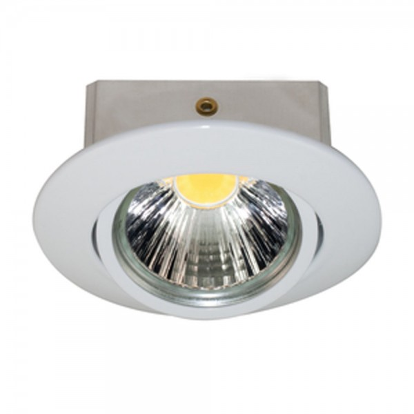 LED Downlight 5068 T Flat weiß